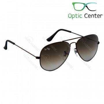 عینک آفتابی اسپرت ری بن فلزی آویاتور شیشه قهوه ای