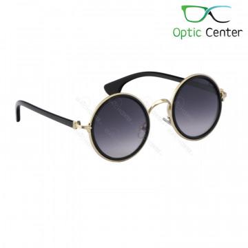 عینک آفتابی زنانه سرتینو کائوچویی شیشه سرمه ای