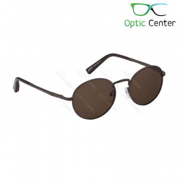 عینک آفتابی اسپرت کارزا فلزی شیشه قهوه ای