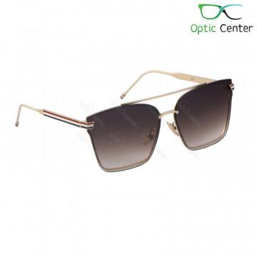 عینک آفتابی اسپرت سرتینو فلزی شیشه قهوه ای