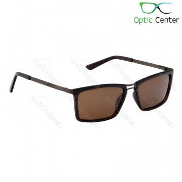 عینک آفتابی اسپرت پلیس کائوچویی شیشه قهوه ای