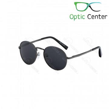 عینک آفتابی اسپرت کارازا فلزی شیشه مشکی