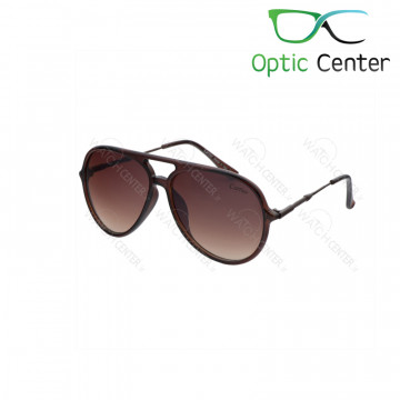 عینک آفتابی اسپرت کارتیر فلزی شیشه قهوه ای