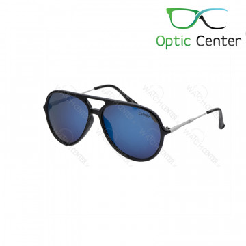 عینک آفتابی اسپرت کارتیر فلزی شیشه آبی