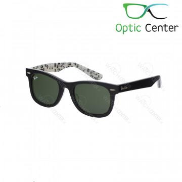عینک آفتابی اسپرت ری بن کائوچویی شیشه یشمی