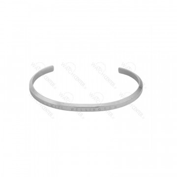 دستبند زنانه استیل دنیل ولینگتون نقره ای