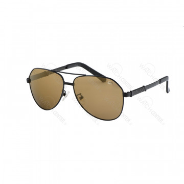 عینک آفتابی اسپرت لاگوست فلزی شیشه قهوه ای