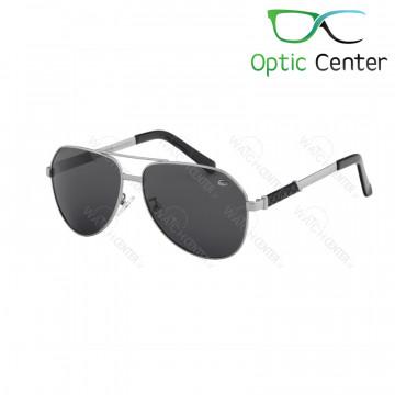 عینک آفتابی اسپرت لاگوست فلزی شیشه طوسی