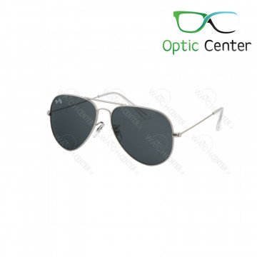 عینک آفتابی اسپرت ری بن فلزی شیشه مشکی