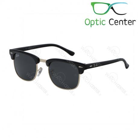 عینک آفتابی اسپرت ری بن کائوچویی شیشه مشکی