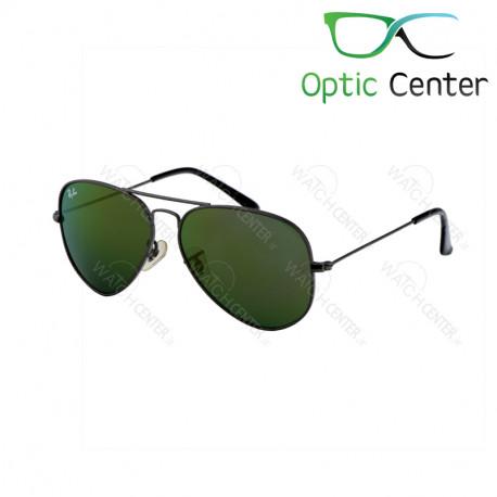 عینک آفتابی اسپرت ری بن فلزی شیشه یشمی