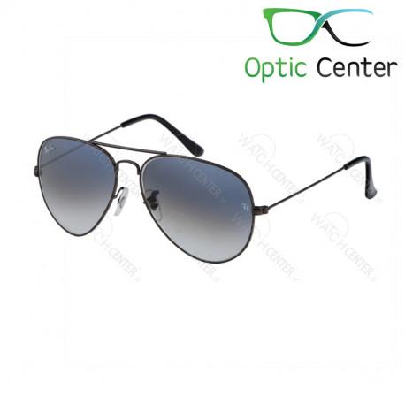 عینک آفتابی اسپرت ری بن فلزی شیشه آبی
