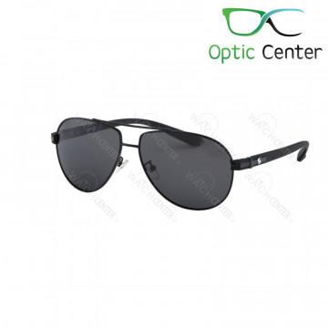 عینک آفتابی مردانه بی ام و فلزی شیشه مشکی