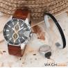 ست ساعت مردانه دستبند و انگشتر دنیل کلین - Daniel Klein